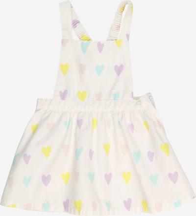 UNITED COLORS OF BENETTON Falda en mezcla de colores / blanco, Vista del producto