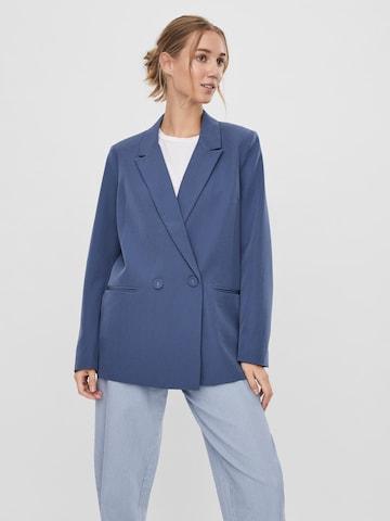 VERO MODA Bleiser 'Orlanda', värv sinine