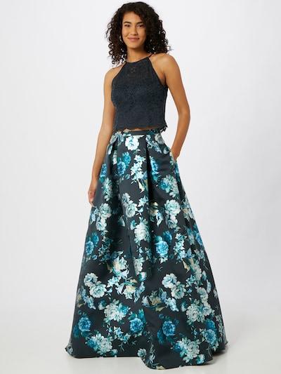 VM Vera Mont Společenské šaty - smaragdová / mix barev, Model/ka