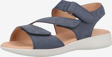 Legero Sandale in Blau