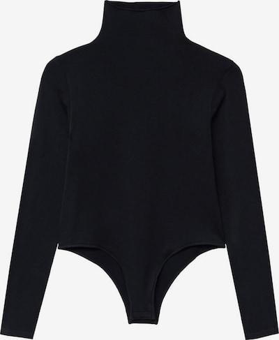 MANGO Shirtbody in schwarz, Produktansicht