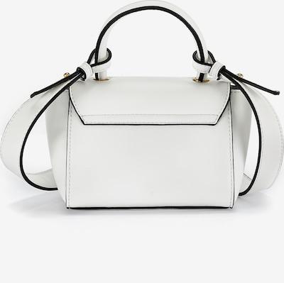 LASCANA Чанта за през рамо тип преметка в черно / бяло, Преглед на продукта