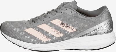 ADIDAS PERFORMANCE Chaussure de course 'Adizero Boston 9' en gris / rose, Vue avec produit