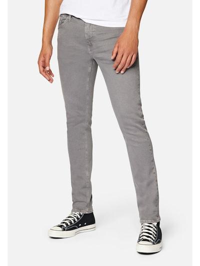 Mavi Jeans in grau, Modelansicht