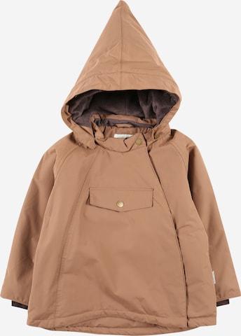 MINI A TURETehnička jakna 'Wang' - smeđa boja