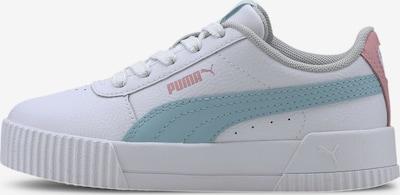 PUMA Sneakers in de kleur Mintgroen / Wit, Productweergave