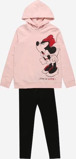 OVS Set 'MINNIE/MICKEY' in rosa / rot / schwarz, Produktansicht
