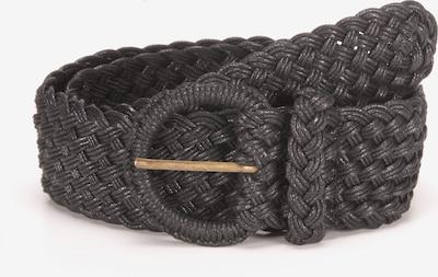 TAMARIS Gürtel 'Wanda' in schwarz, Produktansicht