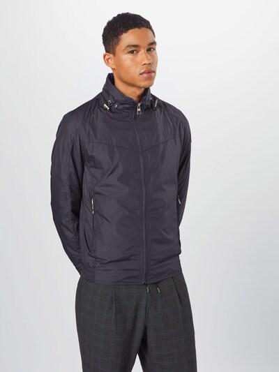 bugatti Prehodna jakna   modra barva: Frontalni pogled