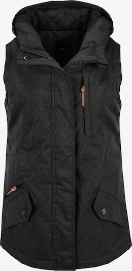 Oxmo Longweste 'Belissa' in schwarz, Produktansicht