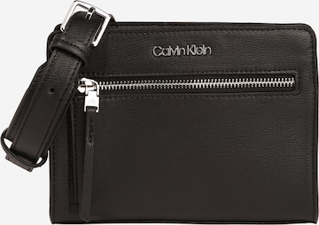 Calvin Klein Skulderveske i svart