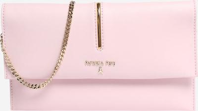 Clutch PATRIZIA PEPE pe auriu / roz, Vizualizare produs