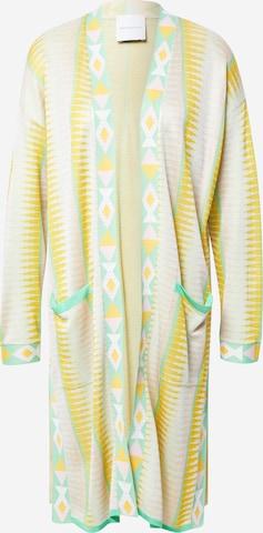 Kimono 'Ida' DELICATELOVE en blanc