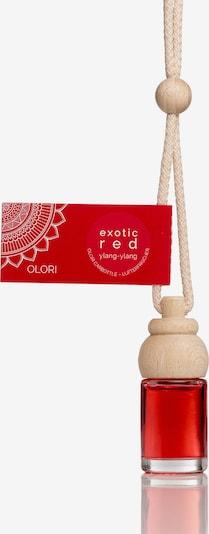 OLORI Luchtverfrisser ' Ylang Ylang ' in de kleur Rood, Productweergave