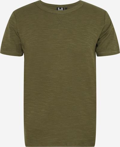 Hailys Men T-Shirt 'Aurel' en kaki, Vue avec produit