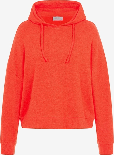 Cotton Candy Sweatshirt 'TAHINA' in Red, Item view