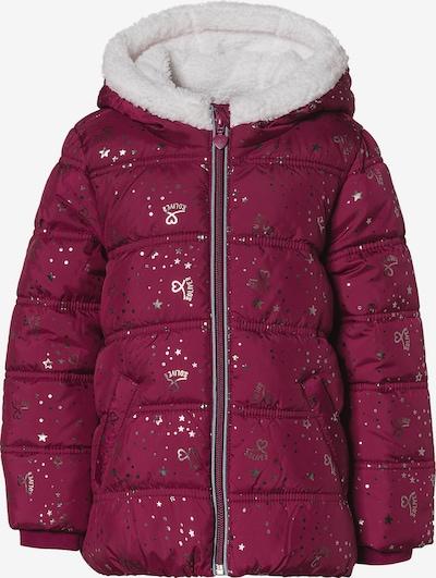 Žieminė striukė iš s.Oliver Junior , spalva - avietinė / Sidabras, Prekių apžvalga