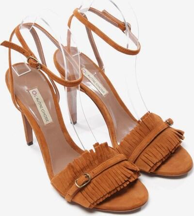 L'AUTRE CHOSE Sandaletten in 40 in braun, Produktansicht