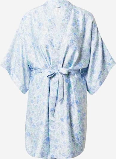 Cotton On Body Kućni ogrtač u sivkasto plava / opal / kraljevsko plava / menta, Pregled proizvoda