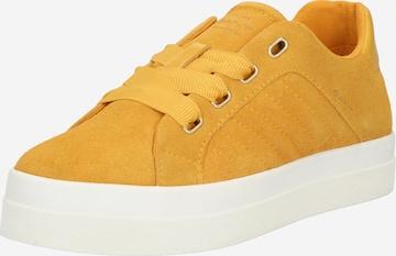 GANT Sneakers 'Avona' in Yellow