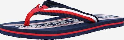 kék / piros / fehér TOMMY HILFIGER Nyitott cipők, Termék nézet