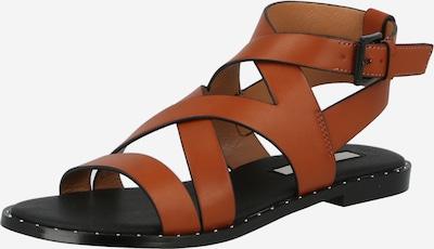 Pepe Jeans Páskové sandály 'HAYES ROAD' - hnědá, Produkt