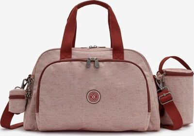 KIPLING Baby Bag in rot / weiß, Produktansicht