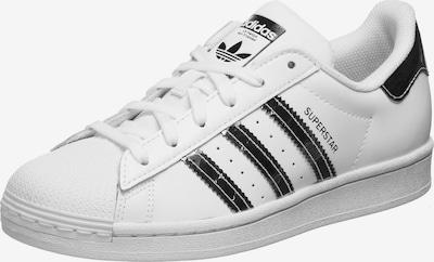 ADIDAS ORIGINALS Sneaker 'Superstar' in silber / weiß, Produktansicht