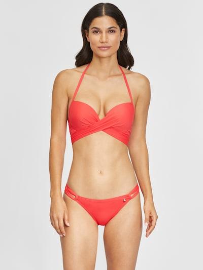 s.Oliver Bikini in de kleur Knalrood, Modelweergave