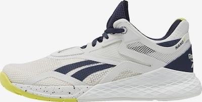 REEBOK Chaussure de sport en bleu foncé / blanc, Vue avec produit