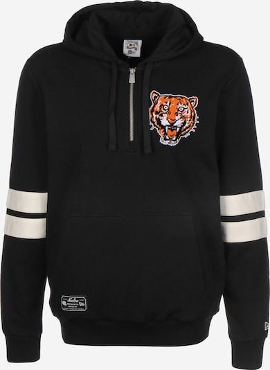 NEW ERA Hoodie ' MLB Cooperstown Detroit Tigers ' in mischfarben, Produktansicht