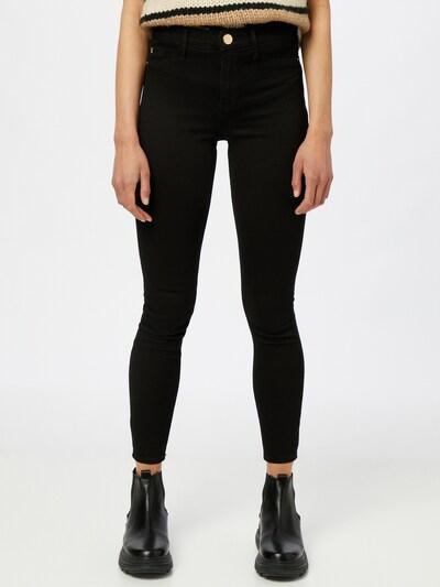 River Island Jeans 'MOLLY' in dunkelblau / black denim, Modelansicht