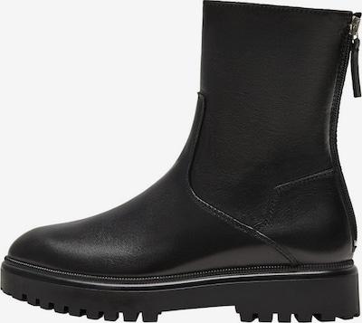 MANGO Boots 'Hector' in schwarz, Produktansicht