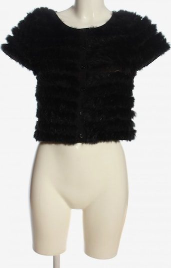 monari Bolero in S in schwarz, Produktansicht