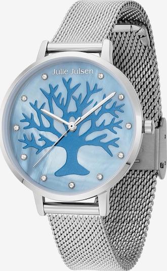 Julie Julsen Uhr in blau / silber, Produktansicht
