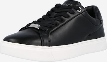 Calvin Klein Sneaker low i svart