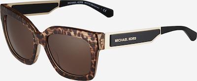Michael Kors Zonnebril 'BERKSHIRES' in de kleur Bruin, Productweergave