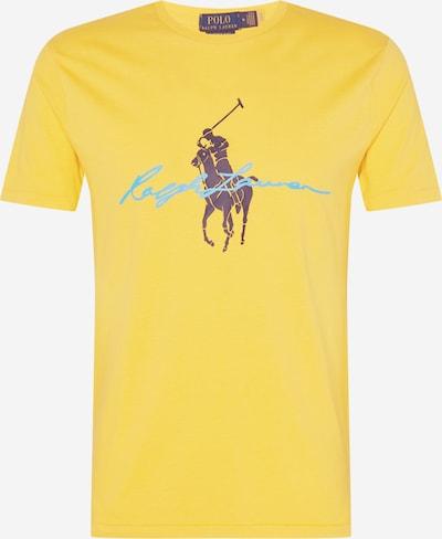 POLO RALPH LAUREN Tričko - tyrkysová / žlutá / bobule, Produkt