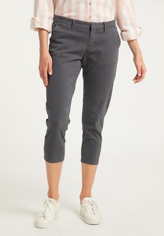 DreiMaster Vintage Chinobukse i grå