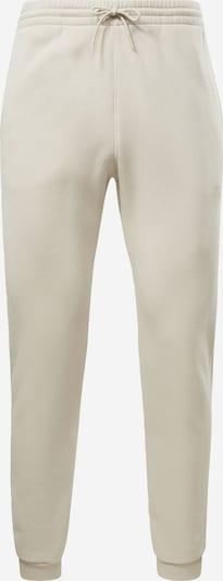 Reebok Sport Joggers in creme / weiß, Produktansicht