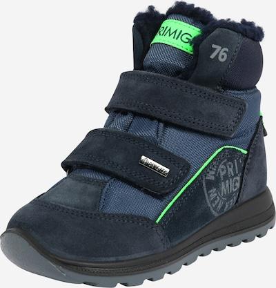 PRIMIGI Schuhe in navy / neongrün, Produktansicht