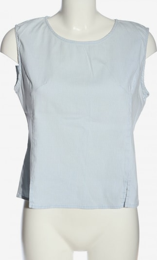 E.B. Company Blouse & Tunic in M in Blue / White, Item view