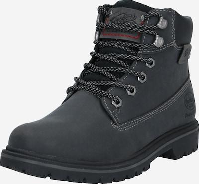 Dockers by Gerli Boots en noir, Vue avec produit