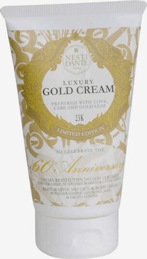 Nesti Dante Firenze Face & Body Cream 'Gold Restorative 24h' in weiß, Produktansicht
