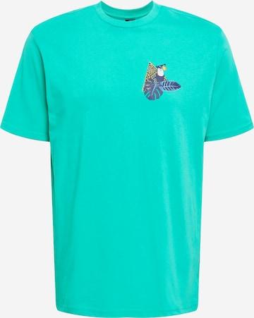 T-Shirt fonctionnel 'TOUCAN TROPICAL' OAKLEY en vert