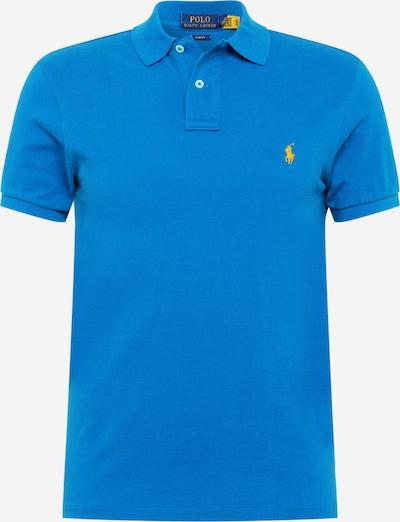 Polo Ralph Lauren Poloshirt in blau / gelb, Produktansicht