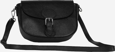 Zwillingsherz Crossbody Bag 'Sanja' in Black, Item view