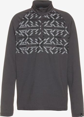 ODLO Performance Shirt in Grey