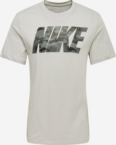 NIKE Koszulka funkcyjna w kolorze szary / ciemnoszarym, Podgląd produktu