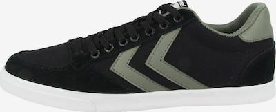 Hummel Sneakers 'Slimmer Stadil' in Grey / Black, Item view